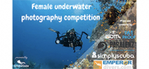 Girls that Scuba announces female only underwater photo competition Photo