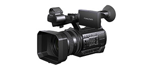 Sony announces HXR-NX100 camcorder Photo