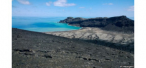 First images of new volcanic island formed off Tonga Photo