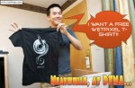 DEMA 2008: Get a free Wetpixel t-shirt! Photo