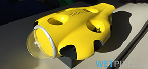 iBubble autonomous underwater camera to launch on Indiegogo Photo