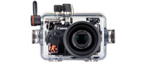 Ikelite announces housing for Canon G7 Photo