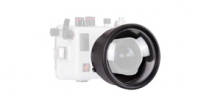 Ikelite releases 6-inch dome ports with extended zooms for mirrorless cameras Photo