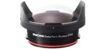 Inon announces domes for Olympus 8mm fisheye lens Photo