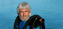 Jean-Michel Cousteau softens opposition to Caymans cruise port development Photo
