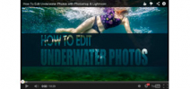 Tutorial by JP Danko on editing underwater photos Photo
