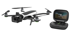 GoPro announces Karma drone and Hero 5 Photo