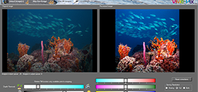 Updated Vivid Pix Land & Sea apps available on iTunes Photo