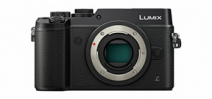 Panasonic announces the LUMIX GX8 Photo