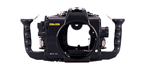 Sea & Sea announce MDX-6D housing Photo
