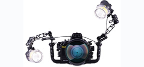 Sea&Sea announces the MDX-D810 housing Photo