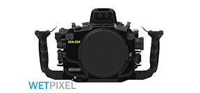 Sea&Sea announces the MDX-D500 housing Photo