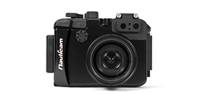 Nauticam ships housing for Canon G16 Photo