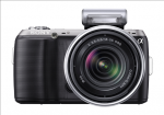 Sony releases NEX-C3 camera and E mount 30mm f3.5 macro lens Photo