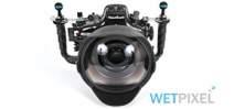 Nauticam ships housing for EOS 1D X Mark II Photo