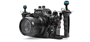 Nauticam ships housing for Sony A7 Mark II Photo