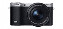 Samsung unveils the NX500 4K compact camera Photo
