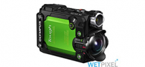 Olympus announces TG Tracker action cam. Photo