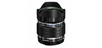 Olympus are developing an 8mm f1.8 fisheye lens Photo