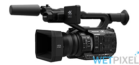 Panasonic announces UX series 4K camcorders Photo