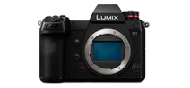 Firmware update adds V-Log to LUMIX S1 Photo