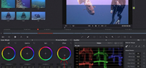 Color Correction with the Sony AX100 by Peter Lightowler Photo