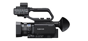 Sony announces the PXW-X70 camcorder Photo