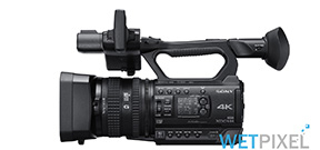 Sony announces PXW-Z150 4K camcorder Photo