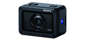 Sony unveils the RX0 action cam Photo