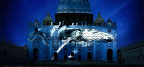 Racing Extinction at Vatican City Photo