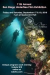 San Diego UnderSea Film Festival program released Photo
