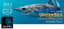 Tickets available for San Diego Underwater Film Festival Photo