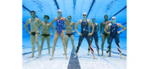 Sports Illustrated underwater portraits of athletes Photo