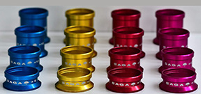 SAGA offers new color choices for their macro lenses Photo