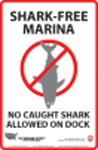 Shark free marinas petition: Sailfish Marina Photo