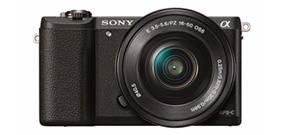 Sony announces the α5100 camera Photo