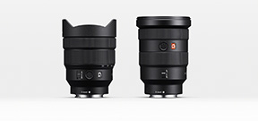 Sony announces wide angle E-mount lenses Photo