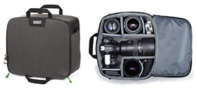 Think Tank Photo ships Stash Master 13L travel cube Photo