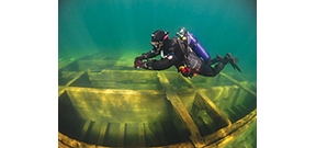 California State Parks debuts first underwater trail Photo