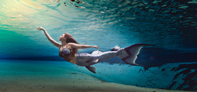 Tips for shooting models underwater on Stoppers Photo