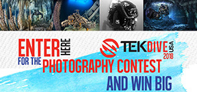 Call for entries: TekDiveUSA 2018 Photo