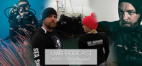 Episode 7 of the Diving and Adventure Podcast available Photo