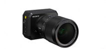Sony announces super compact 4K video camera Photo