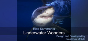 Rick Sammon's new UW Wonders App Photo