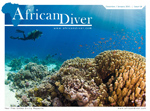 December/January issue of African Diver Magazine available Photo