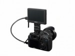 Sony releases LCD monitor for DSLRs or camcorders Photo