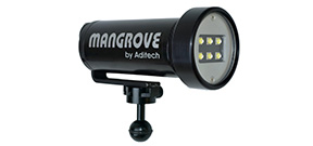 Aditech releases the Mangrove VC-3L6 video light Photo