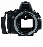Sea and Sea releases RDX-600D housing Photo