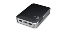 WD releases wifi drive with card reader Photo