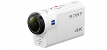Sony introduces the FDR-X3000R and HDR-AS300R Action Cams Photo